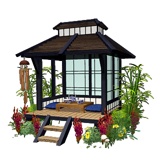 Marketplace Japanese Tea House-icon
